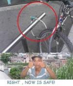 Oare si-a mai gasit Dorel bicicleta?